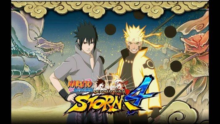 Naruto Ultimate Ninja Storm 4 com dublagem em português