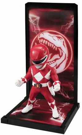 Red Ranger Power Rangers Tamashii Buddies Bandai