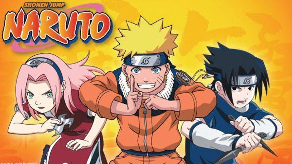 Saga clássica de Naruto em versão em HD