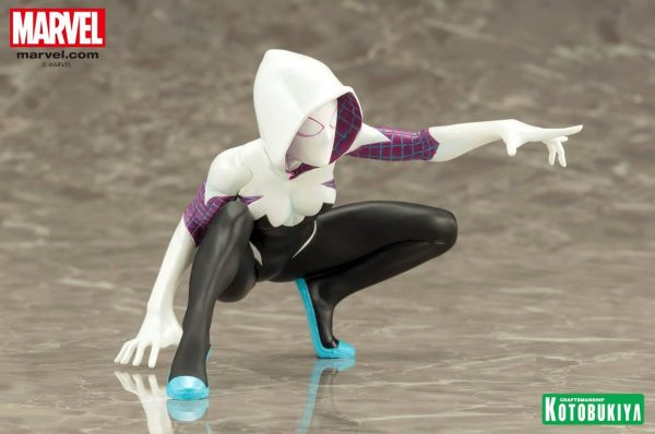 Spider-Gwen Marvel Now ArtFX+ Kotobukiya