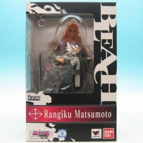 Rangiku Matsumoto Bleach Figuarts Zero Bandai