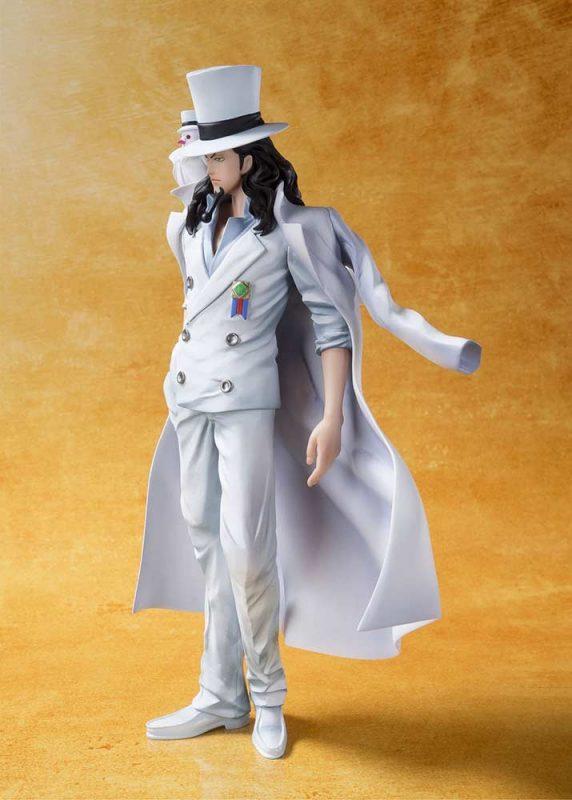 Robu Rucchi One Piece Film Gold Figuarts Zero Bandai