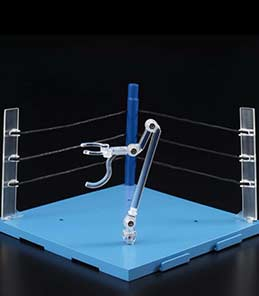 Tamashii Stage Act Ring Blue Bandai