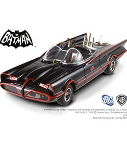 Batman Tv Series 1966 Batmovel Batmobile Hot Wheels