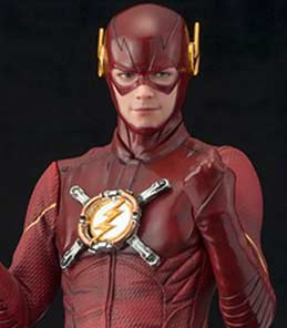 The Flash Tachyon Enhanced The Flash TV Limited Edition Kotobukiya
