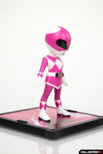 Pink Ranger Power Rangers Tamashii Buddies Bandai