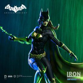 Batgirl Arkham Knight Art Scale Iron Studios