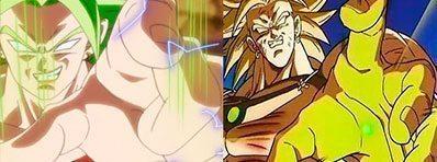 Kale vira Super Saiyajin Lendária - Dragon Ball Super Kale
