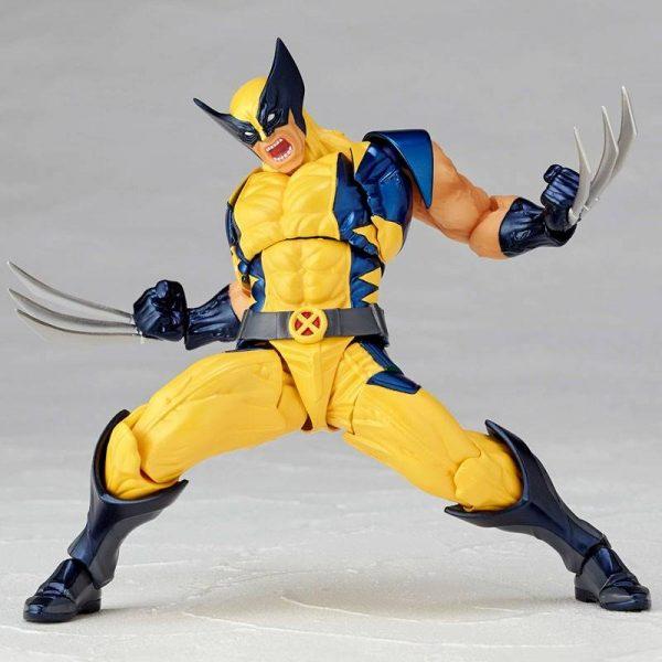 Wolverine Amazing Yamaguchi Revoltech