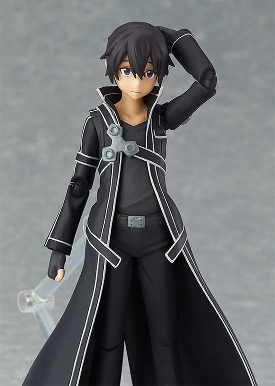 Kirito Sword Art Online The Movie ver. Figma
