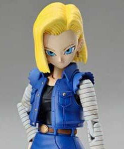 Android 18 Dragon Ball Z Figure Rise S.H.Figuarts Bandai