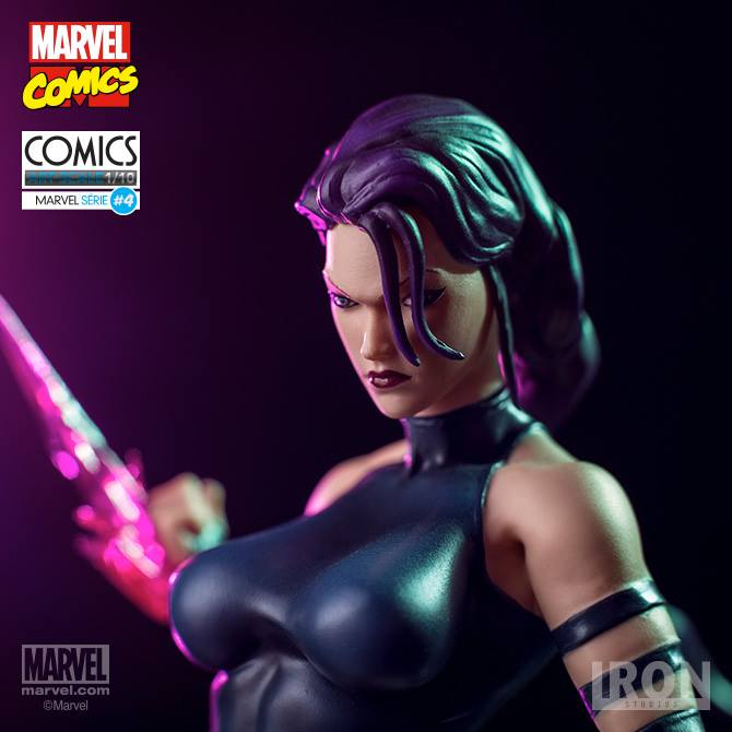 Psylocke Art Scale Iron Studios - Marvel - X-Men ... Marvel Now Psylocke