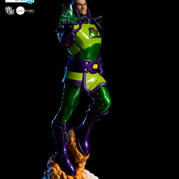 Lex Luthor by Ivan Reis Art Scale Iron Studios