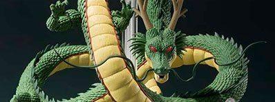 Review Shenlong S.H.Figuarts Bandai - Dragon Ball - Shen Long