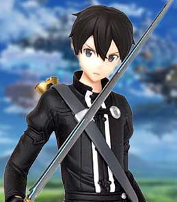 Kirito B Sword Art Online The Movie Ordinal Scale Banpresto