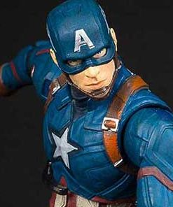 Captain America Civil War Marvel Select Diamond