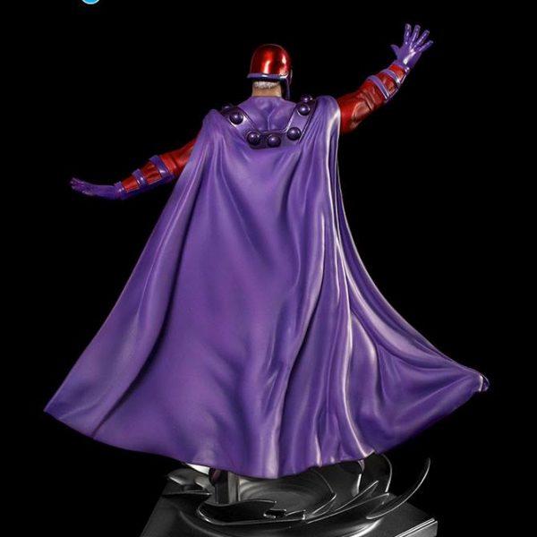 Magneto Marvel Comics Art Scale Iron Studios