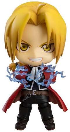 Edward Elric Fullmetal Alchemist Nendoroid