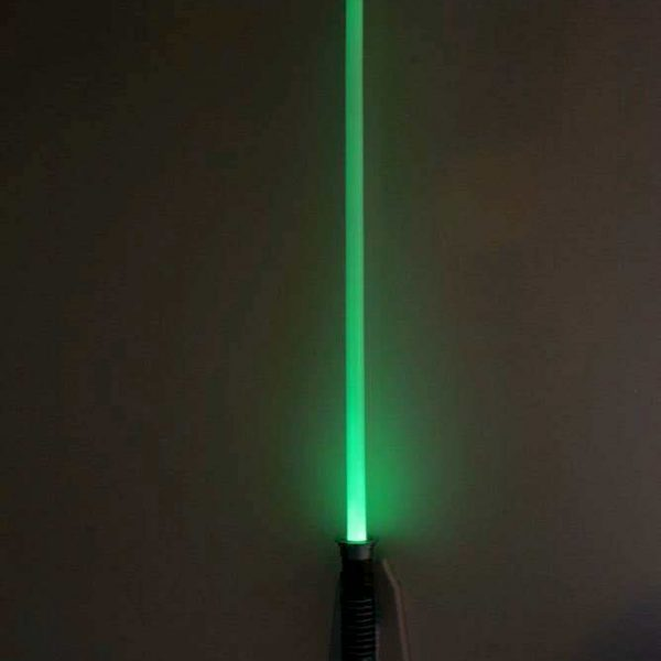 Sabre De Luz Luke Skywalker Luminária Star Wars Uncle Milton