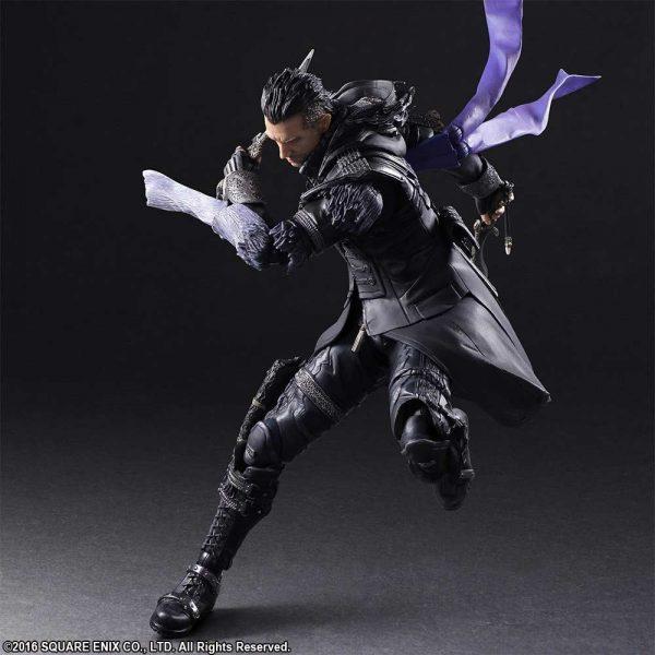 Nyx Ulric Kingsglaive Final Fantasy XV Play Arts Kai
