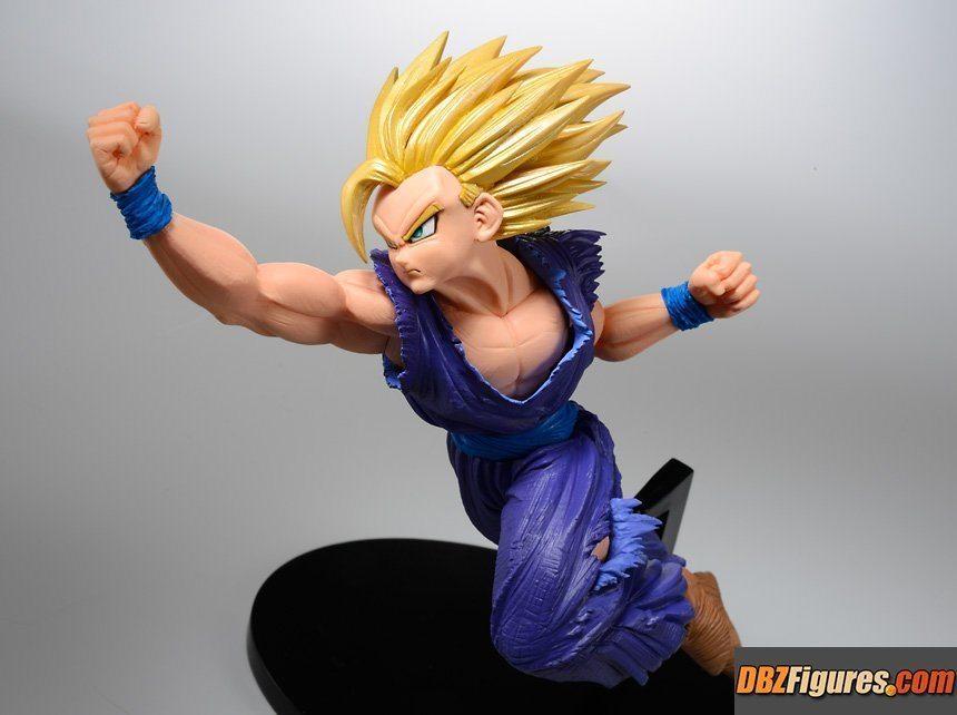 Gohan Super Saiyan Dragon Ball Z Budokai 7 Banpresto