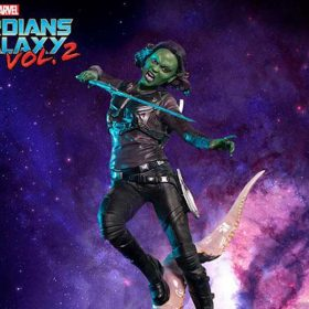 Gamora Guardians of the Galaxy vol 2 Iron Studios