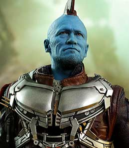 Yondu Guardians of The Galaxy vol 2 Deluxe Hot Toys