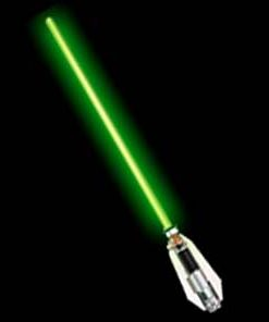 Sabre De Luz Luke Skywalker Luminária Star Wars Uncle Milton