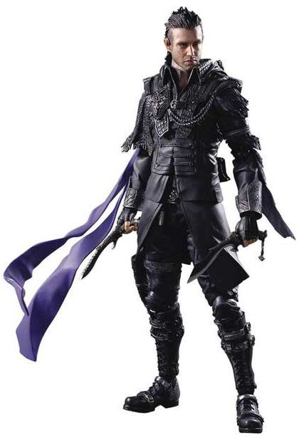 Nyx Ulric Kingsglaive Final Fantasy XV Play Arts Kai
