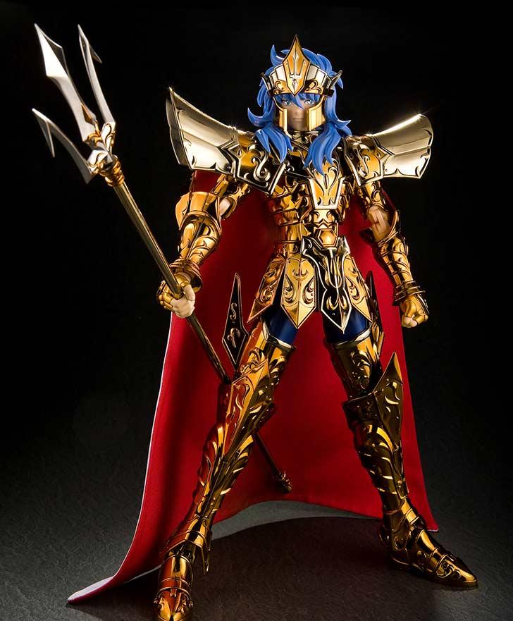 Poseidon Cloth Myth Crown
