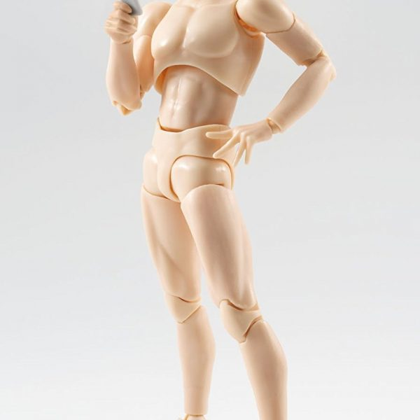 Body Kun Man DX Set Pale Orange ver. S.H.Figuarts Bandai