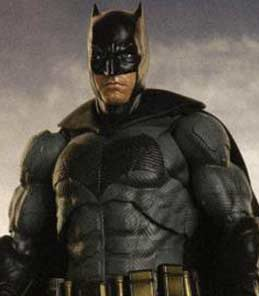 Batman Justice League S.H.Figuarts Bandai