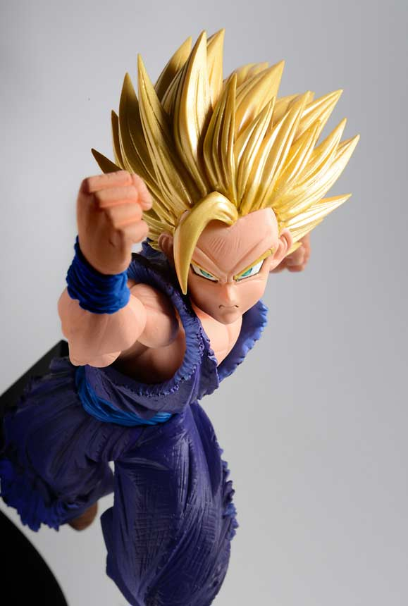 Gohan Super Saiyan Dragon Ball Z Budokai 7 Banpresto