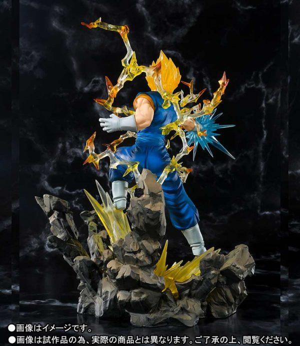 Vegetto Super Saiyan Figuarts Zero Bandai