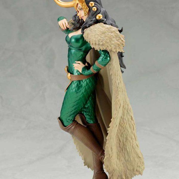 Loki Bishoujo Statue Kotobukiya
