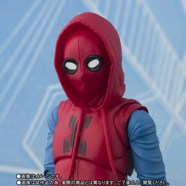 Spider-Man Homemade Suit ver. S.H.Figuarts Bandai