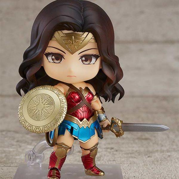 Wonder Woman Hero's Edition Nendoroid