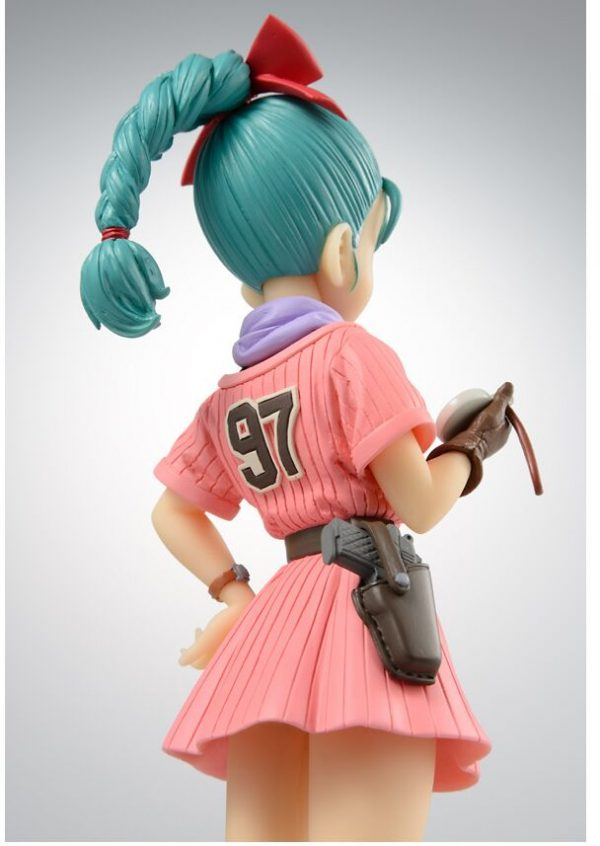 Bulma SCultures Big Banpresto