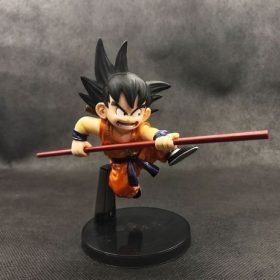 Son Goku Metallic Color Ver. Scultures Banpresto