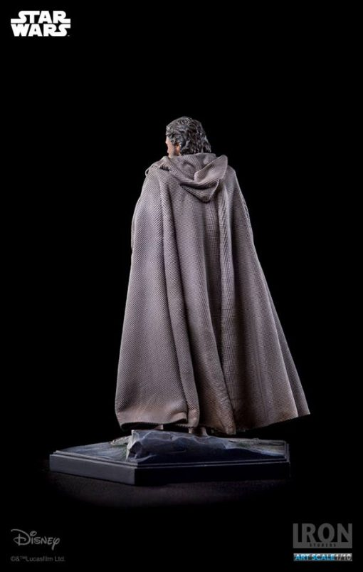 Luke Skywalker Old ver. Art Scale Iron Studios