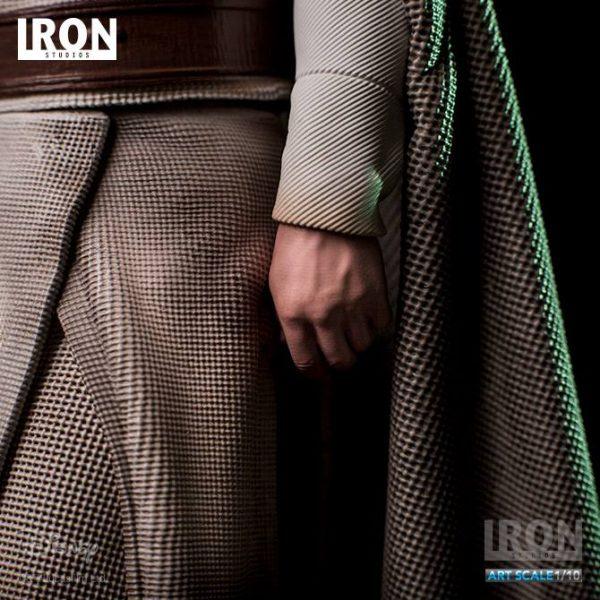 Luke Skywalker Old ver. Art Scale Iron Studios