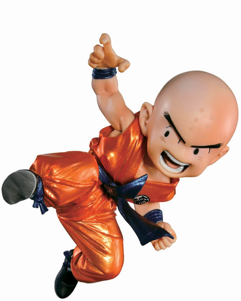 Kuririn Metallic Color Ver Scultures Banpresto