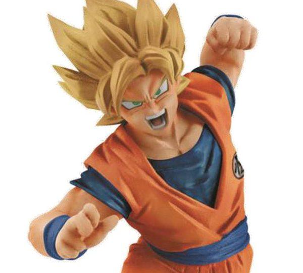 Super Saiyan Son Goku Soul X Soul Banpresto