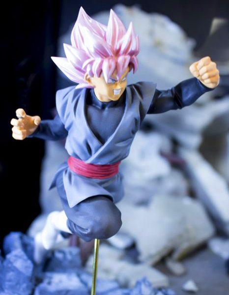 Super Saiyan Rose Goku Black Soul X Soul Banpresto