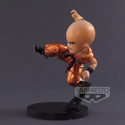 Kuririn Metallic Color Ver. Scultures Banpresto