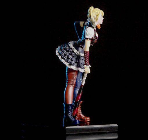 Harley Quinn Arkham Knight Art Scale Iron Studios