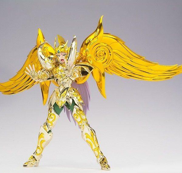 Mu, Shaka e Máscara da Morte Soul of Gold Set