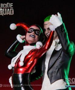 Harley and Joker (Dance ver.) Suicide Squad Art Scale Iron Studios