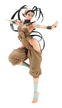 Street Fighter Ibuki Bishoujo Statue Kotobukiya