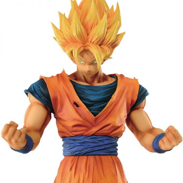 Son Goku Grandista Resolution of Soldier Banpresto